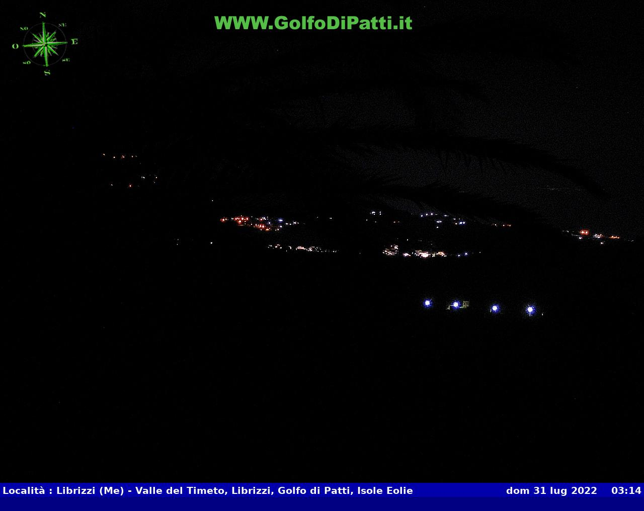 Webcam Librizzi - GolfoDiPatti.it